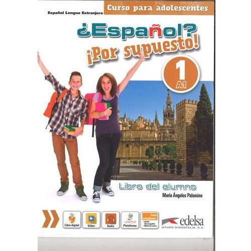 Espanol por supuesto 1-A1 podręcznik (9788490812105)
