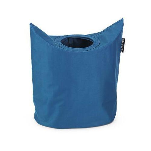 372ca0763dffaf 🏆 Brabantia Torba na pranie Laundry To Go Oval niebieska, 102486 ...