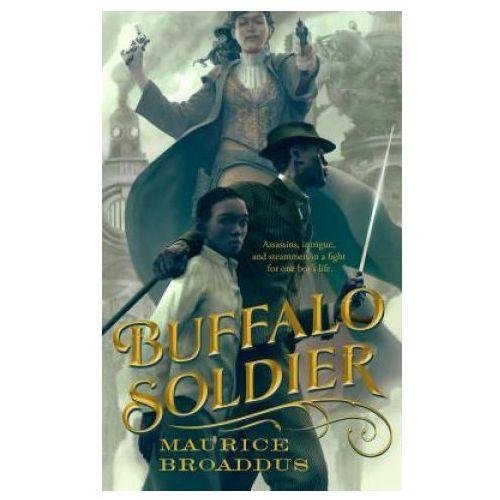 Buffalo Soldier (9780765394293)