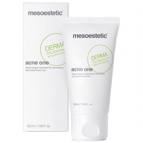 Mesoestetic aktywny krem o wielokierunkowym działaniu acne one - 50 ml