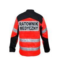 Bluza letnia perfekt, emblemat: ratownik medyczny, rozmiar: s2 marki Akatex