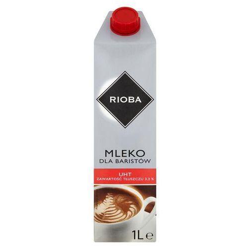 Mleko RIOBA dla baristów 3,2% 1l