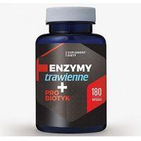 Kapsułki Hepatica Enzymy Trawienne + Probiotyk 180 kaps.