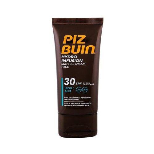 PIZ BUIN Hydro Infusion SPF30 preparat do opalania twarzy 50 ml dla kobiet - Najtaniej w sieci