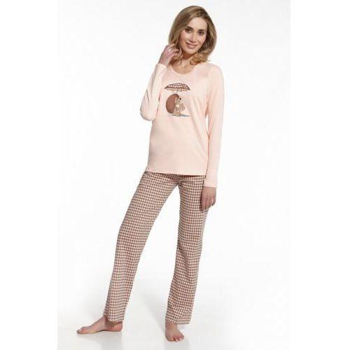 cf2dc7f00a64f6 655/41 jeż morelowy piżama damska marki Cornette - Zdjęcie produktu