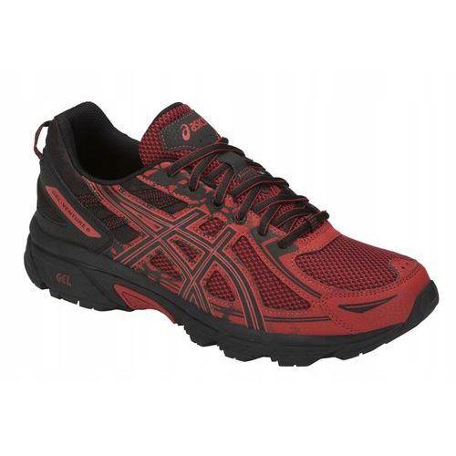 MĘSKIE BUTY ASICS GEL-VENTURE 6 T7G1N-800 46,5, kolor czerwony