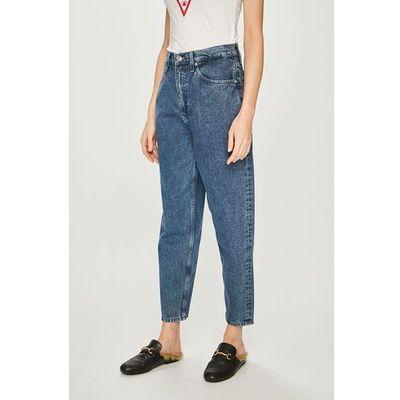 Spodnie damskie Tommy Jeans ANSWEAR.com