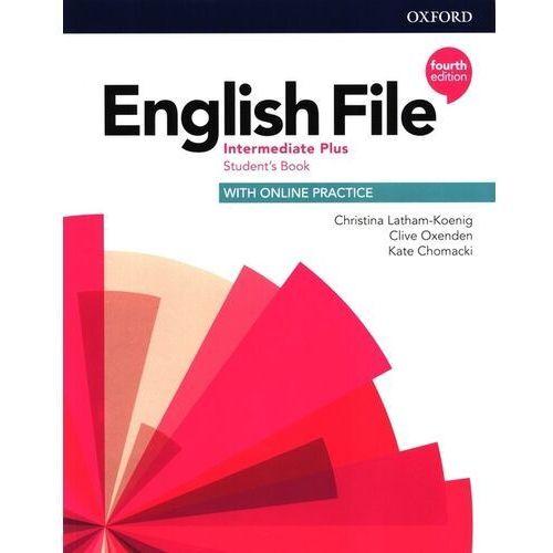 English File 4th Edition Intermediate Plus. Students Book and Online Practice - książka (2020)