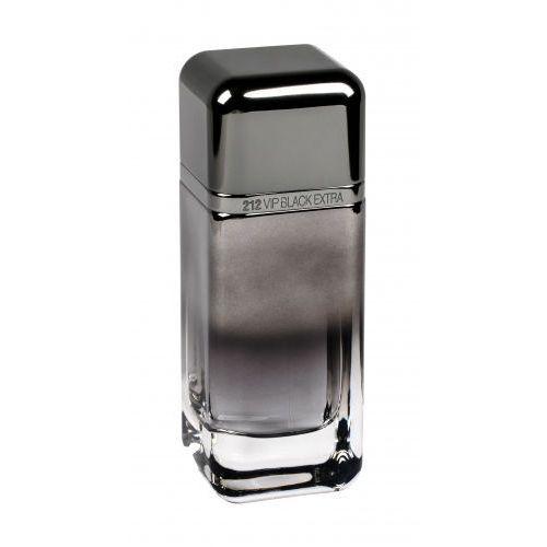 Carolina herrera 212 vip black extra woda perfumowana 100 ml dla mężczyzn