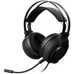 Tesoro Olivant A2 LITE - Słuchawki dla graczy z mikrofonem (czarny)