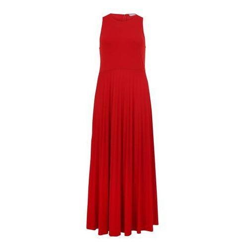 Anna Field Curvy Sukienka czerwony, kolor czerwony