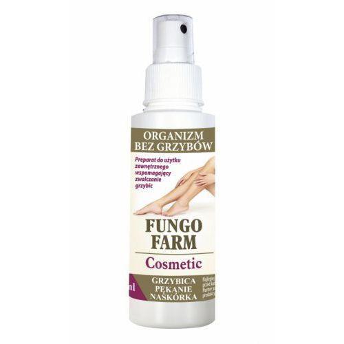 Fungo Farm Cosmetic Spray - Grzybica, Pękanie naskórka 100 ml Invent Farm