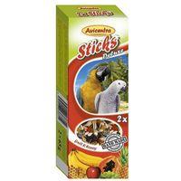 Avicentra bary duże papugi 2pc - owoce i miód