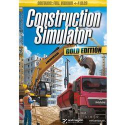 Construction Simulator: Gold Edition - wersja cyfro - K00219- Zamów do 16:00, wysyłka kurierem tego samego dnia!
