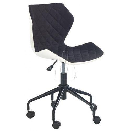 Fotel młodzieżowy Halmar Matrix czarny - gwarancja bezpiecznych zakupów - WYSYŁKA 24H (2010001153276)