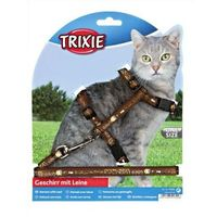Trixie  szelki dla kota z motywem 25–44 cm/10 mm