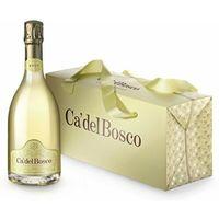 Wino Franciacorta Ca del Bosco DOCG 0,75l kartonik