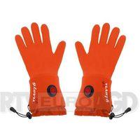 GLOVII GLRXL Ogrzewane rękawice uniwersalne (pomarańczowy)