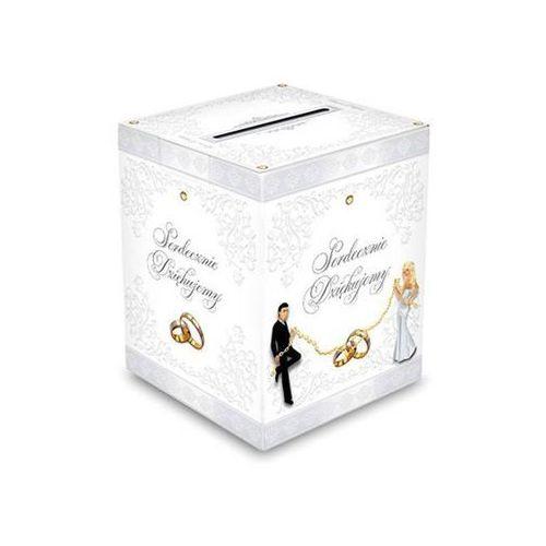 Dp Pudełko na koperty z życzeniami, prezentami - 1 szt.