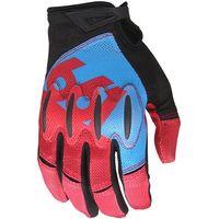 SixSixOne EVO II Rękawiczki Mężczyźni, blue/red XL | 11 2020 Rękawiczki długie Przy złożeniu zamówienia do godziny 16 ( od Pon. do Pt., wszystkie metody płatności z wyjątkiem przelewu bankowego), wysyłka odbędzie się tego samego dnia.