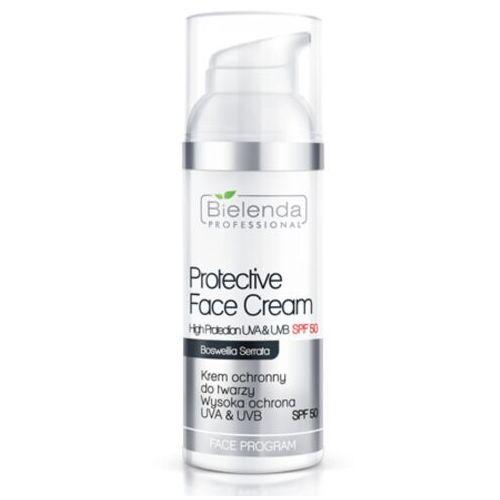 Bielenda professional protective face cream spf 50 krem ochronny do twarzy z filtrem spf50 - 100 ml