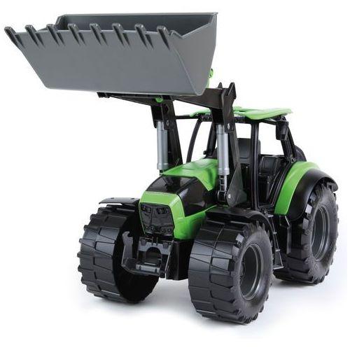 worxx traktor z łyżką agrotron 45 cm w pudełku marki Lena