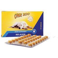 Over Zoo Relaxin tabletki na uspokojenie dla psa lub kota 30szt.