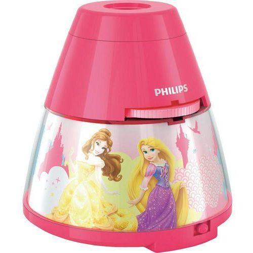 LAMPA Philips Lampa Dziecięca Stojąca Led Princess Projector 71769/28/16 --- WYSYŁKA 48H! ---