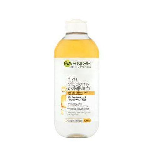 GARNIER 400ml Płyn micelarny z olejkiem arganowym