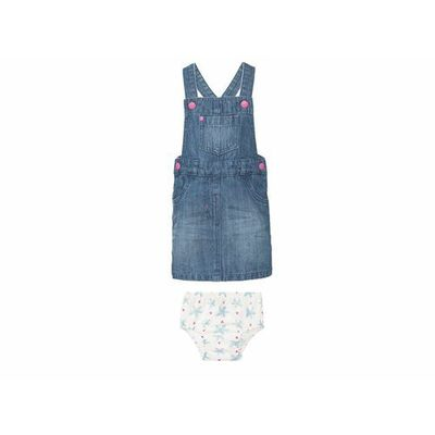 Sukienki dla dzieci LUPILU® Lidl