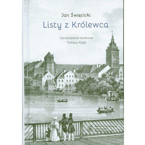 Listy z Królewca, Jan Święcicki