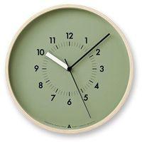 Zegar Awa Soso zielona tarcza (4260278081705)
