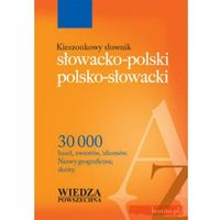 Kieszonkowy słownik słowacko-polski, polsko-słowacki. Slovensko-posk posko-slovensk vreckov slovnk, Wiedza Powszechna