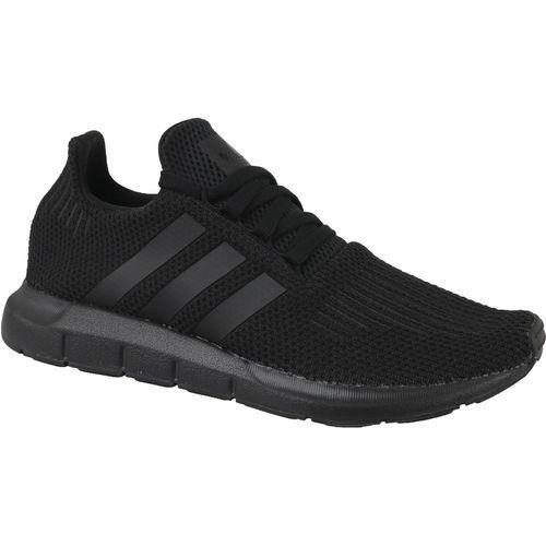 ADIDAS SWIFT RUN AQ0863 Czarny UK 9 ~ EU 43 1/3 ~ US 9.5, kolor czarny