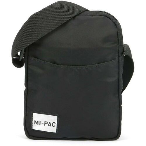 torebka MI-PAC - Flight Bag Nylon-Black (S17), kolor czarny