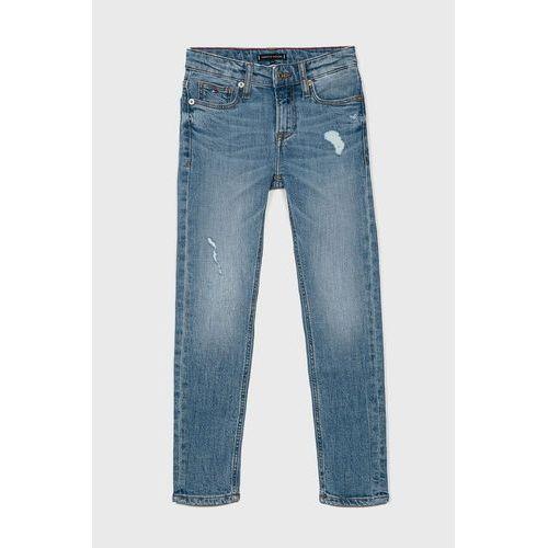 Tommy hilfiger - jeansy dziecięce 128-176 cm