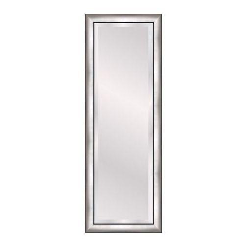 Lustro Chic srebrny (5052931658367)