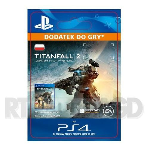Titanfall 2 - Deluxe Edition Content [kod aktywacyjny]