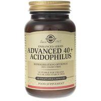 Solgar Jelitowa flora bakteryjna Advanced 40+ Acidophilus - 60 kapsułek