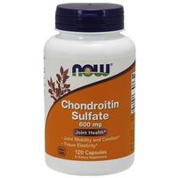 Kapsułki Chondroitin Sulfate (Siarczan chondroityny) 600mg 120 kaps.