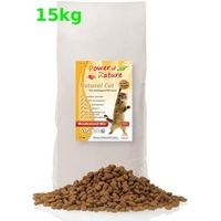 Power of nature meadowland mix 15kg natural cat bezzbożowa grain free (5907222093672)