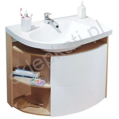 Szafki łazienkowe Ravak