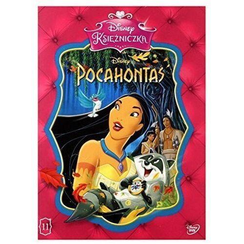 Galapagos Disney księżniczka. pocahontas [dvd]