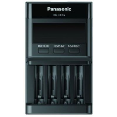 Ładowarki do akumulatorów PANASONIC