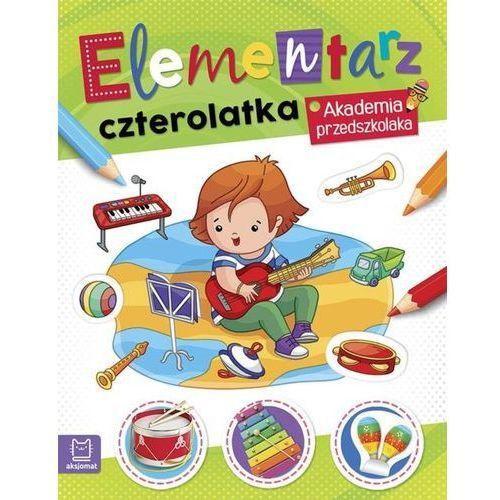 Elementarz 4 latka. Akademia przedszkolaka (2020)