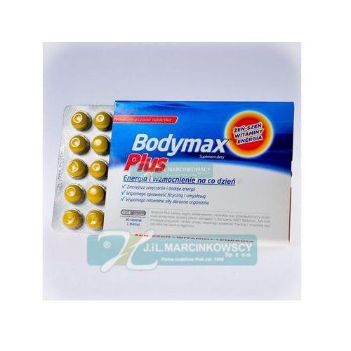 Tabletki BODYMAX PLUS 600 TABLETEK