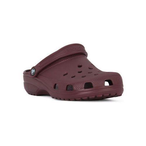 Chodaki Crocs CLASSIC BURGUNDY, w 3 rozmiarach