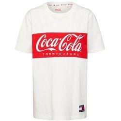 koszulka 'tommy x coca-cola' czerwony / biały marki Tommy jeans