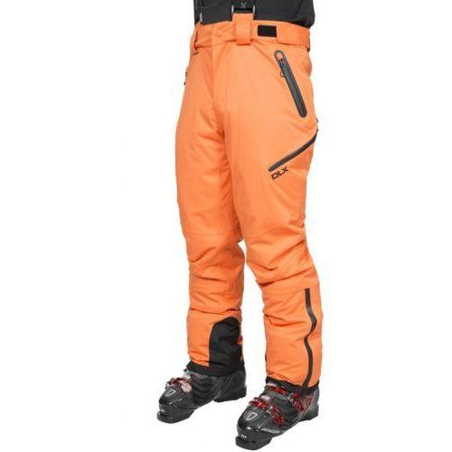 Trespass spodnie narciarskie męskie Kristoff Orange S