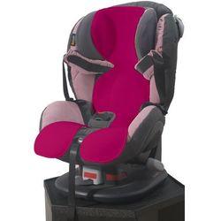 Wkładka antypotowa chłodząca do fotelika samochodowego 18kg różowy + darmowy transport! marki Kuli-muli